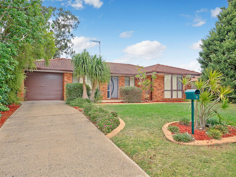 3 William Howe Place, Narellan Vale, NSW 2567
