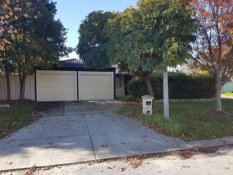 34 Reveley Close, Seville Grove, WA 6112