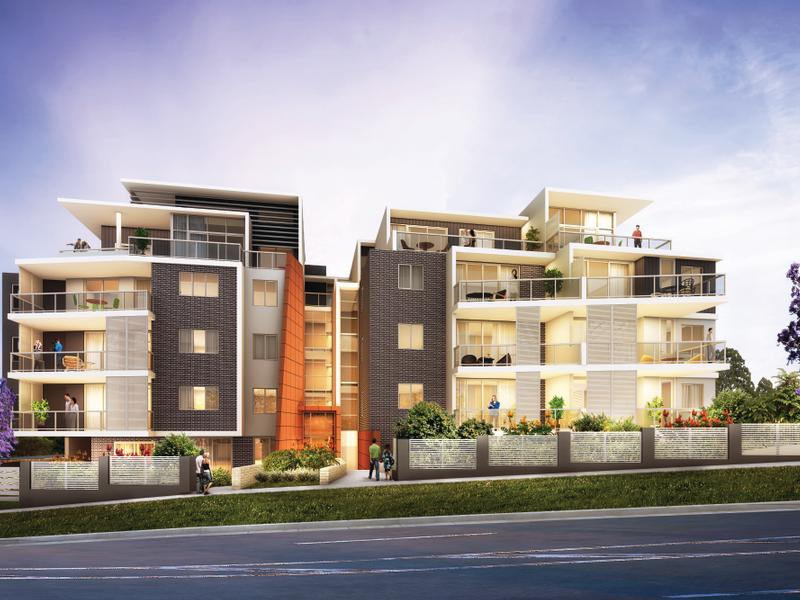 421-425 Pacific Highway, Asquith
