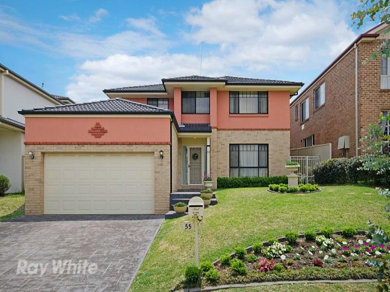 55 Orleans Way, Castle Hill, NSW 2154
