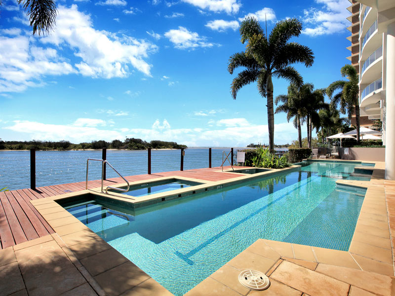603/6 Wharf St (off Duporth Ave), Maroochydore, Qld 4558