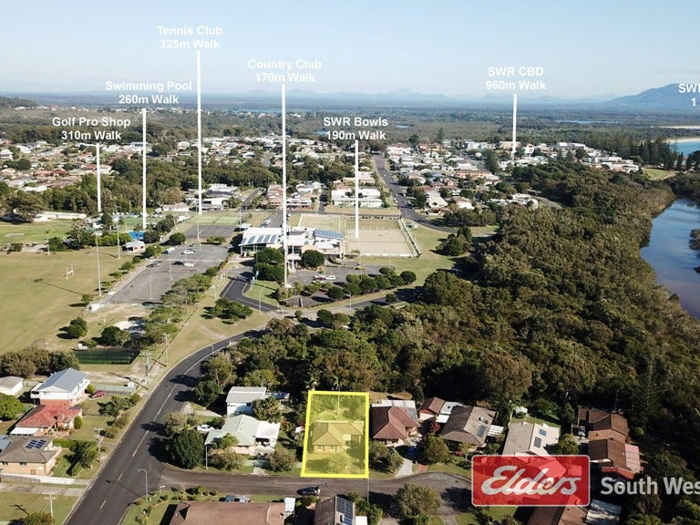 1 FRANCIS HARRIS CLOSE, South West Rocks, NSW 2431