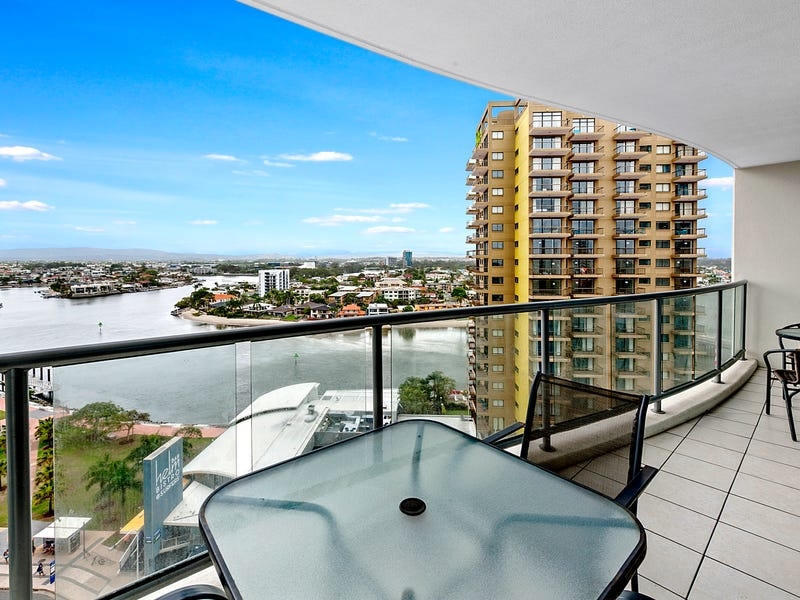 3101/23 Ferny Avenue, Surfers Paradise, Qld 4217