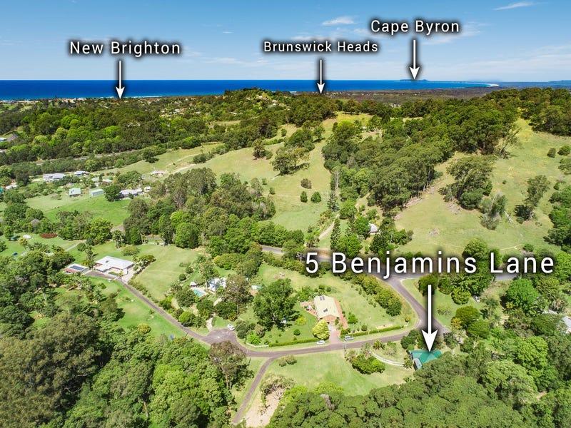 5 Benjamins Lane, Ocean Shores, NSW 2483
