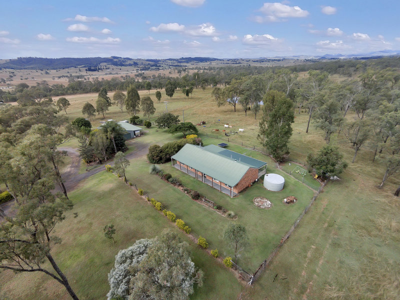 175 Milbong Road, Anthony, Qld 4310