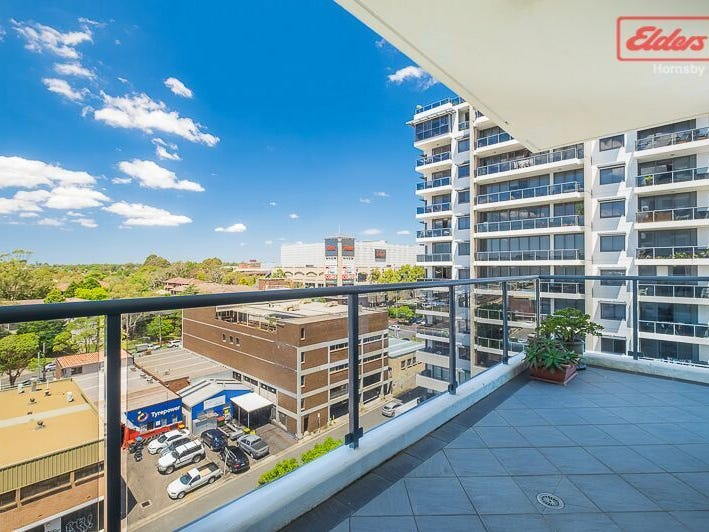 1202/88-90 George Street, Hornsby, NSW 2077