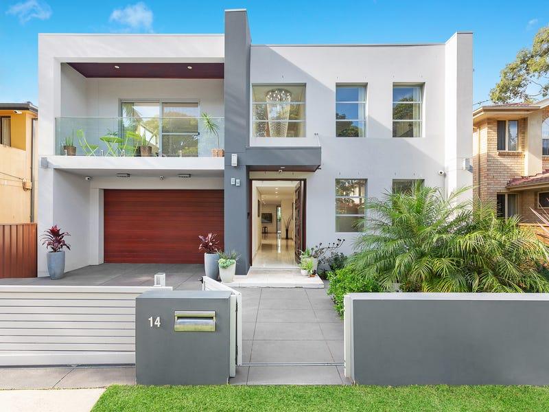 14 Warraba Street, Hurstville, NSW 2220