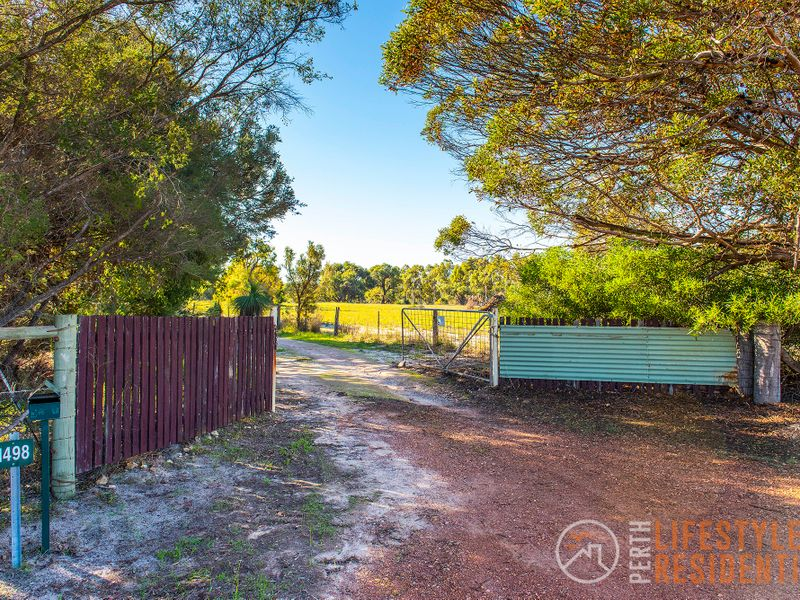 1498 Gingin Brook Road, Muckenburra, WA 6503