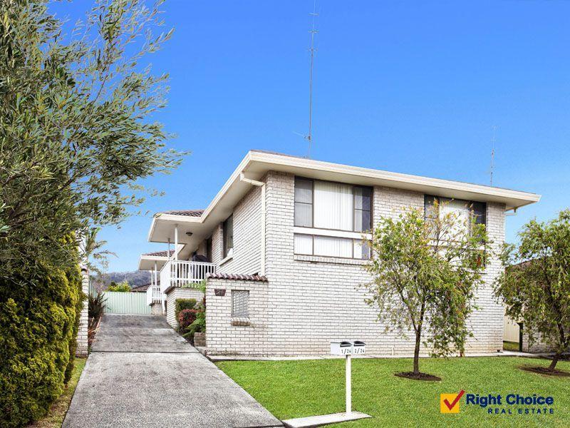 1/24 Coachwood Crescent, Unanderra, NSW 2526