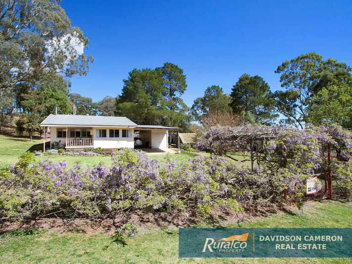 22 Kurrajong Lane, Nundle, NSW 2340