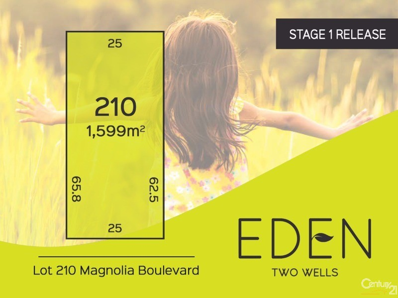 Lot 210 Magnolia Boulevard, Two Wells, SA 5501