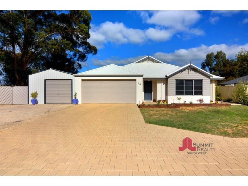 28 Rosevale Close, Dardanup, WA 6236