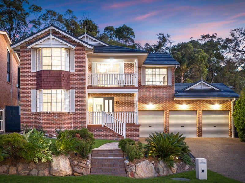 12 Tamarind Place, Alfords Point, NSW 2234
