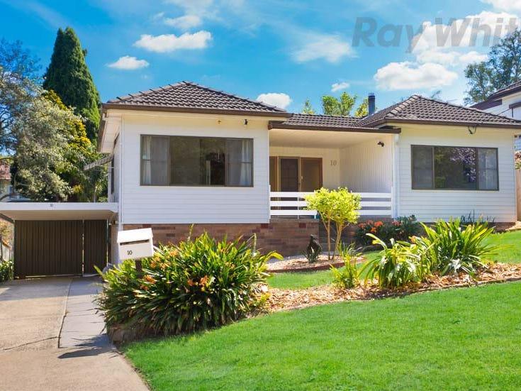 10 Harford Street, North Ryde, NSW 2113