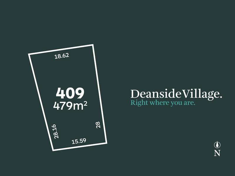 Lot 409, Vel Street, Deanside, Vic 3336
