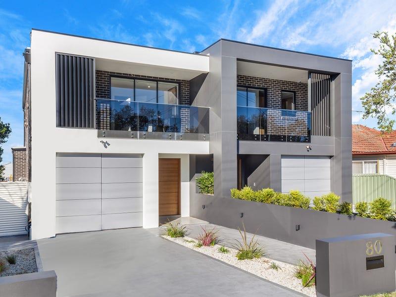 80 Crammond Boulevarde, Caringbah, NSW 2229
