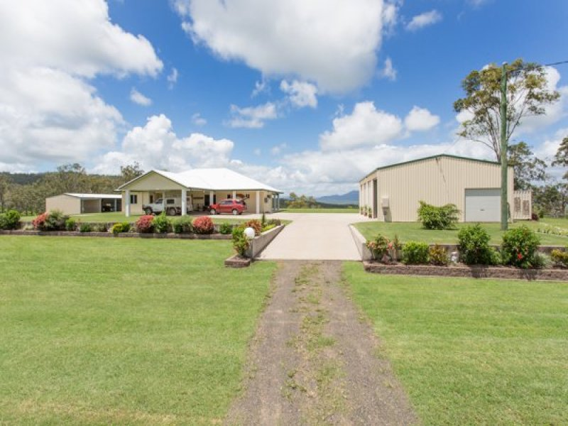 327 Smith-Cross Road, Devereux Creek, Qld 4753