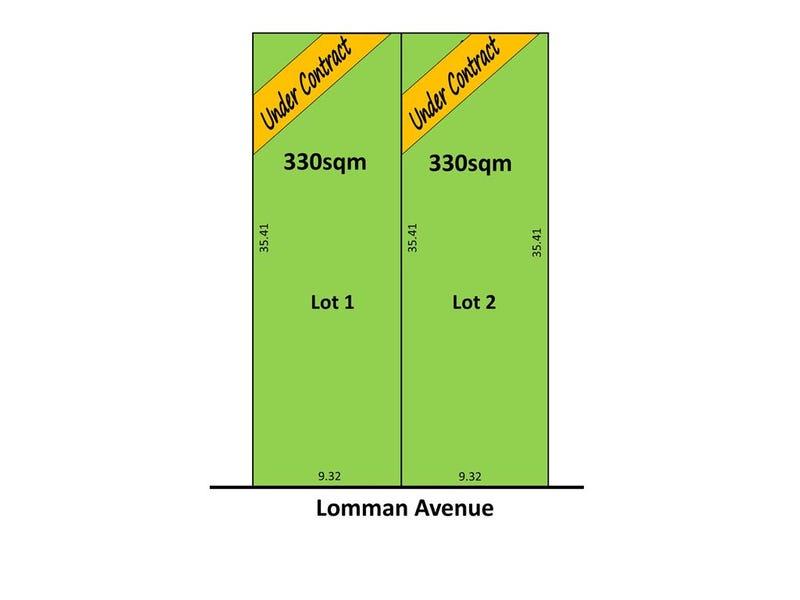 Lot 2, 33 Lomman Avenue, Newton, SA 5074
