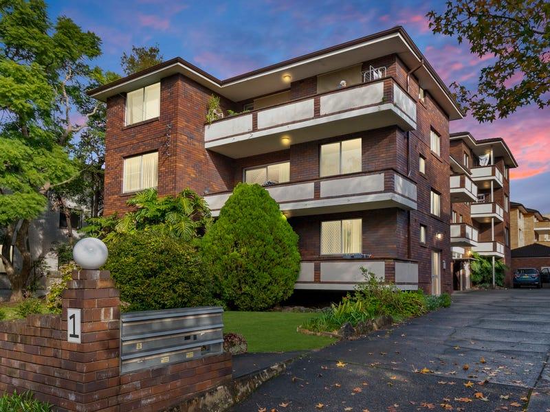 4/1 Muriel Street, Hornsby, NSW 2077