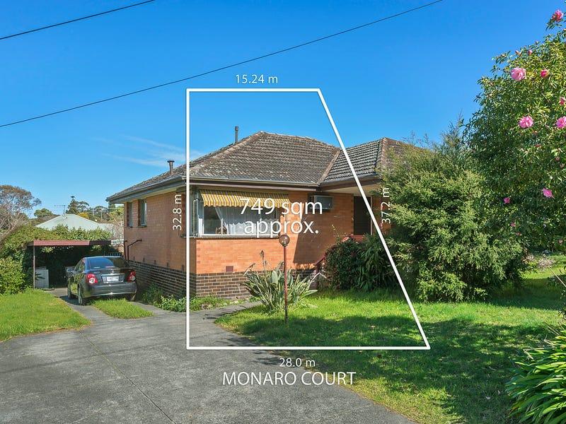 4 Monaro Close, Wantirna South, Vic 3152