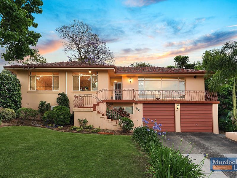 23 Palace Road, Baulkham Hills, NSW 2153
