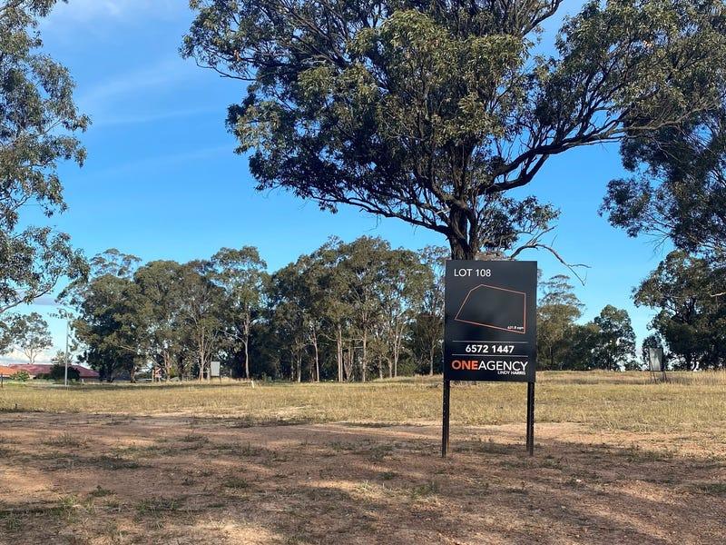 Lot 108, 1 Gardner Circuit, Singleton, NSW 2330