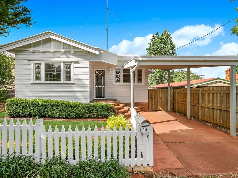14 George Street, East Toowoomba, Qld 4350