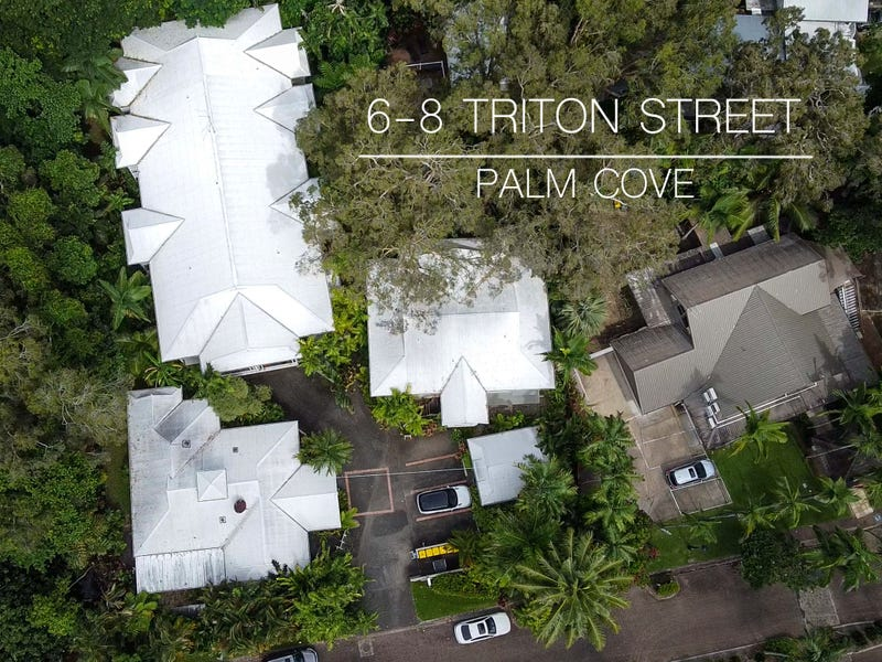 4/6-8 Triton Street, Palm Cove, Qld 4879