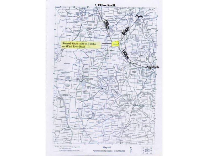1303 Toolong Road, Tambo, Qld 4478