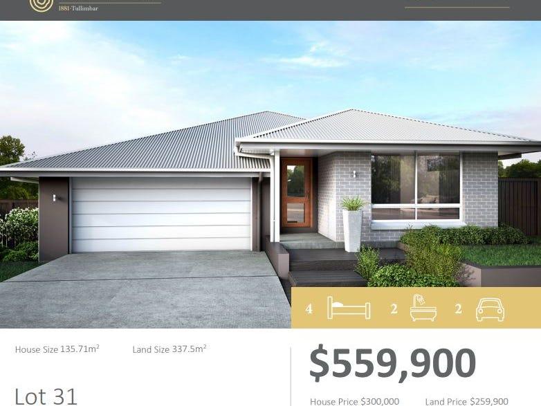 31 Proposed Road, Tullimbar, NSW 2527
