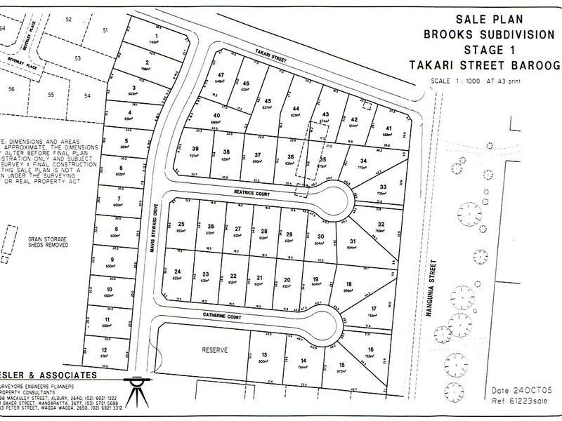 Lot 29, 33, Takari Street, Barooga, NSW 3644