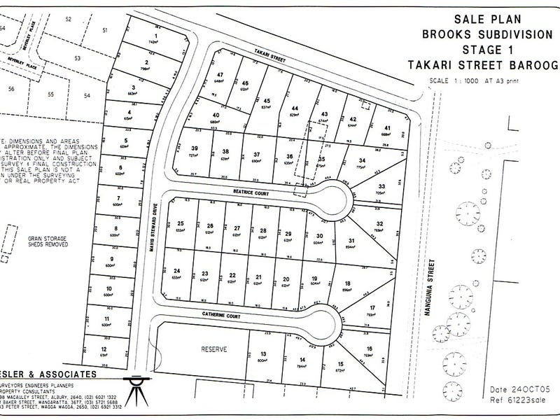 Lot 2, 4, and , Beverly Place, Barooga