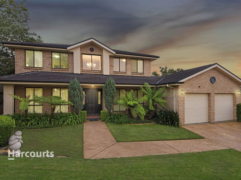 18 Mardi Court, Kellyville, NSW 2155