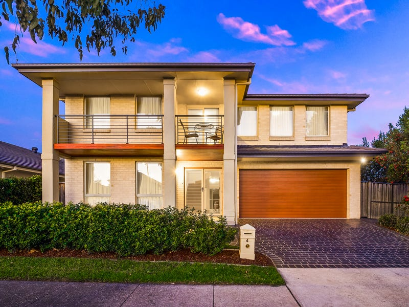 4 Sail Street, The Ponds, NSW 2769