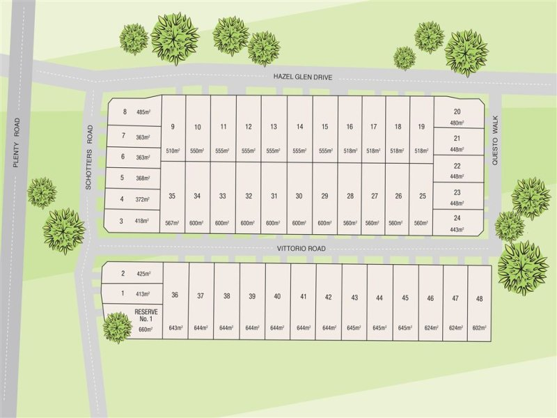 Lot 14 Hazel Glen Drive, Mernda, Vic 3754