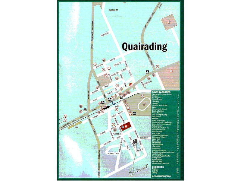 Lot 101 & 102, 16 & 16A Dall Street, Quairading, WA 6383