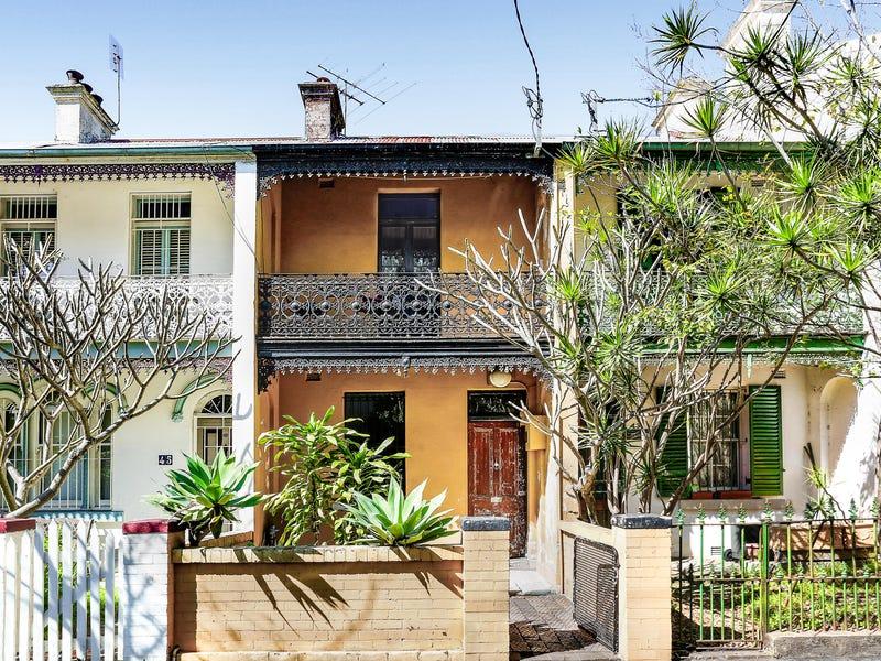 47 Edward Street, Darlington, NSW 2008