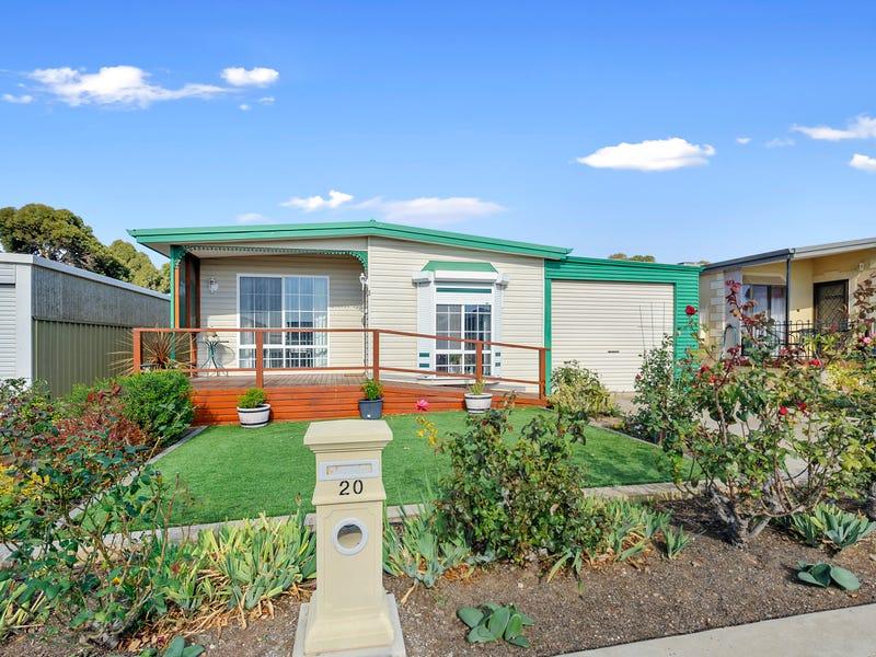 20 Rose Court Highview Holiday Village, Ardrossan, SA 5571
