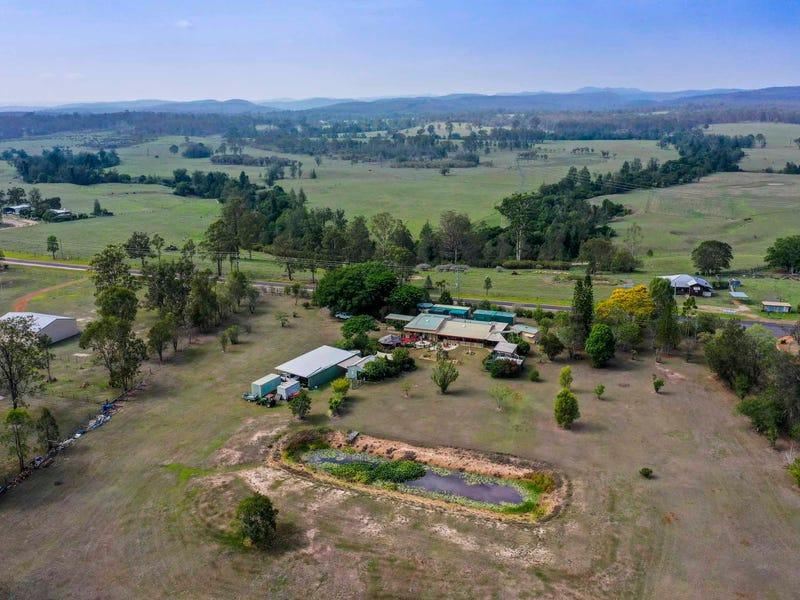 233 Lower Kangaroo Creek Road, Coutts Crossing, NSW 2460