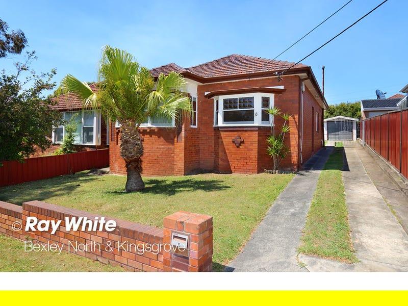 8 Dowsett Road, Kingsgrove, NSW 2208