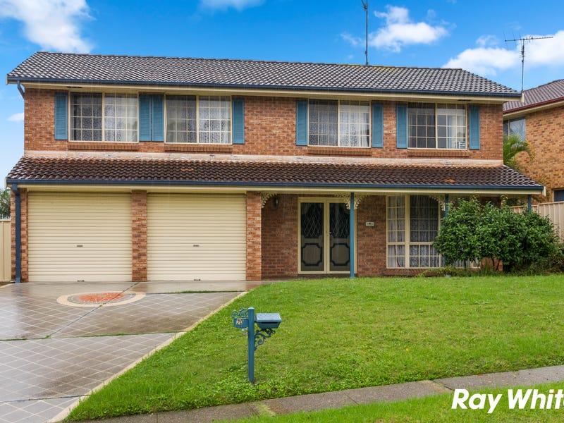 20 Sherridon Crescent, Quakers Hill, NSW 2763