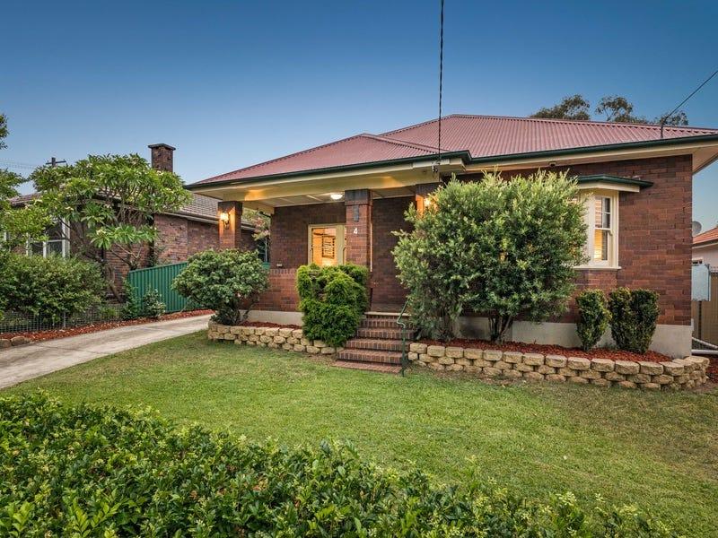 4 Arthur Street, Strathfield, NSW 2135