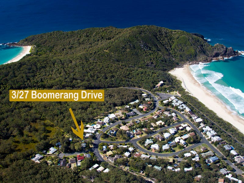 3/27 Boomerang Drive, Boomerang Beach, NSW 2428