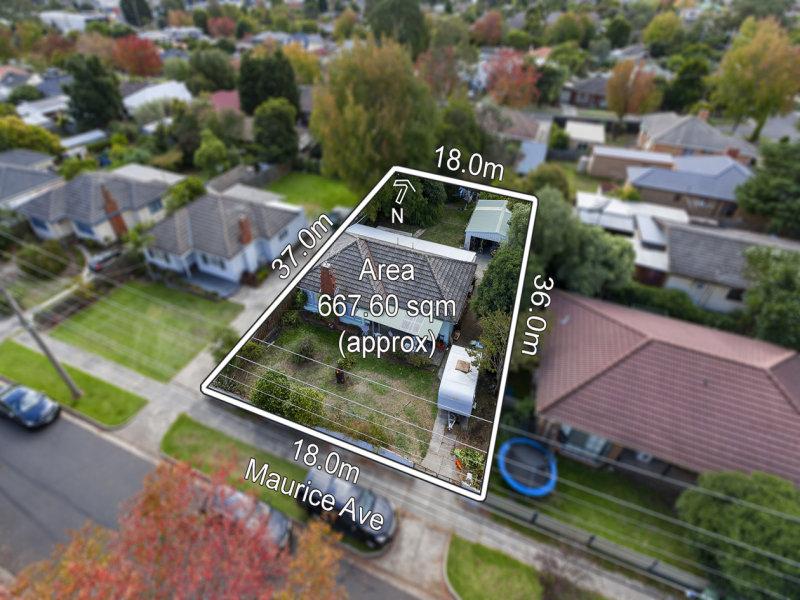 2 Maurice Avenue, Ringwood, Vic 3134