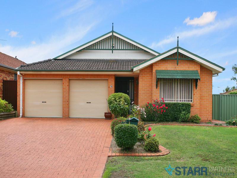 15 Woburn Abbey Ct, Wattle Grove, NSW 2173