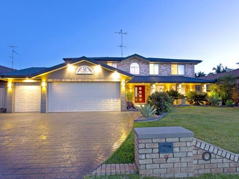 9 Fullerton Place, Glenmore Park, NSW 2745