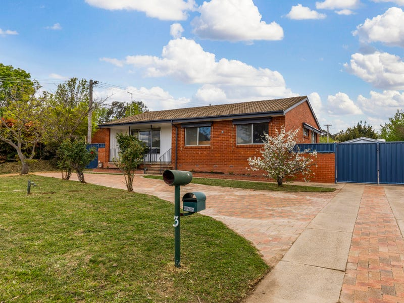 3 Greenvale Street, Fisher, ACT 2611