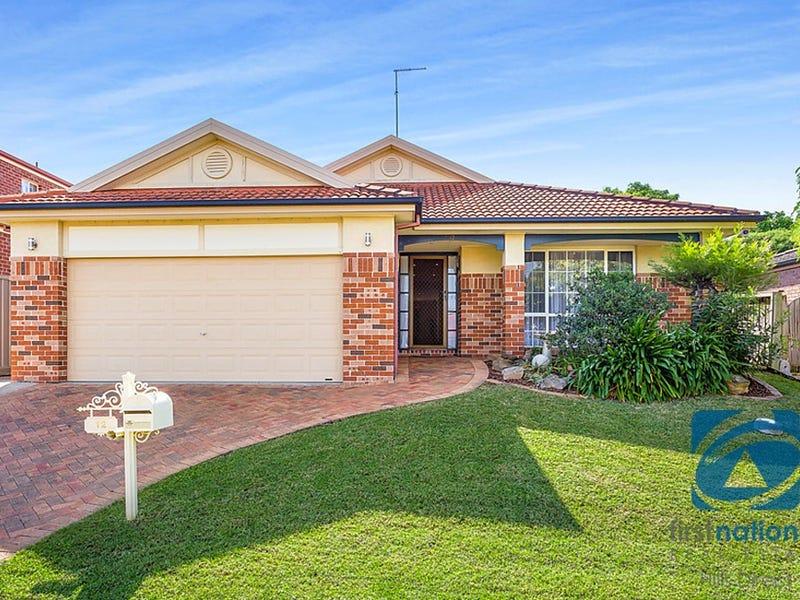 12 Dakota Court, Stanhope Gardens, NSW 2768