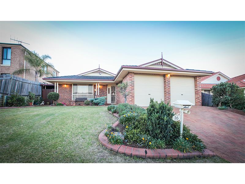 16 Burragate Crescent, Prestons, NSW 2170