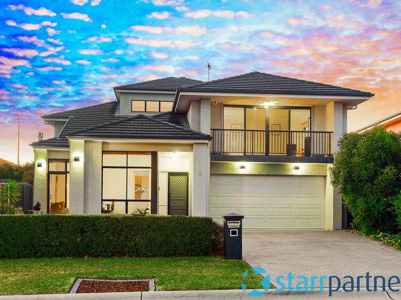 9 Stonehaven Avenue, Kellyville Ridge, NSW 2155